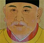 Император Taizu династии Мин